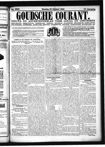 Goudsche Courant 1932-10-25