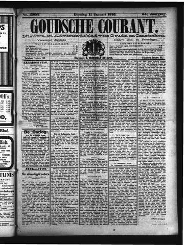 Goudsche Courant 1916-01-11