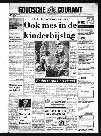 Goudsche Courant 1982-03-01
