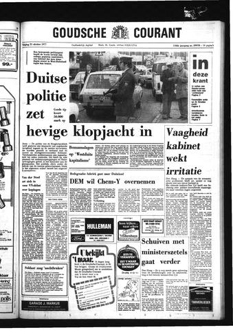 Goudsche Courant 1977-10-21