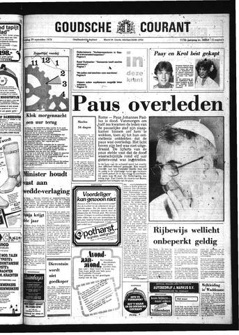 Goudsche Courant 1978-09-29
