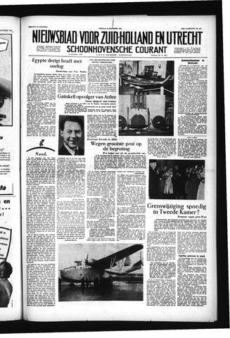 Schoonhovensche Courant 1955-12-16
