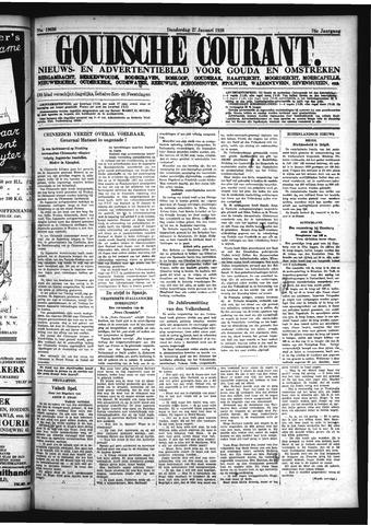 Goudsche Courant 1938-01-27