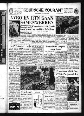 Goudsche Courant 1967-01-27
