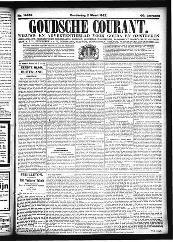 Goudsche Courant 1922-03-02
