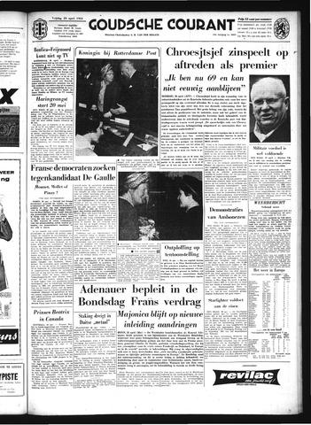 Goudsche Courant 1963-04-26