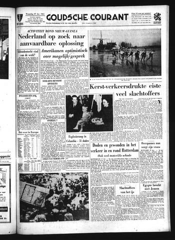 Goudsche Courant 1961-12-27