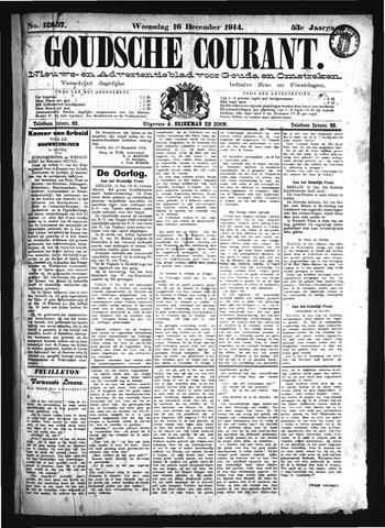 Goudsche Courant 1914-12-16