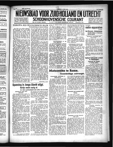 Schoonhovensche Courant 1941-04-02