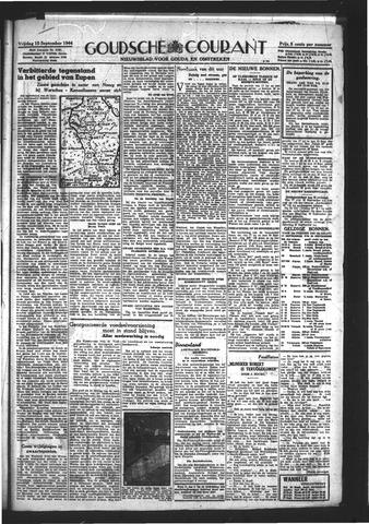 Goudsche Courant 1944-09-15