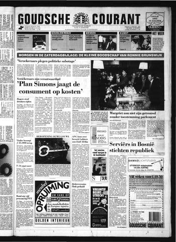 Goudsche Courant 1992-01-10