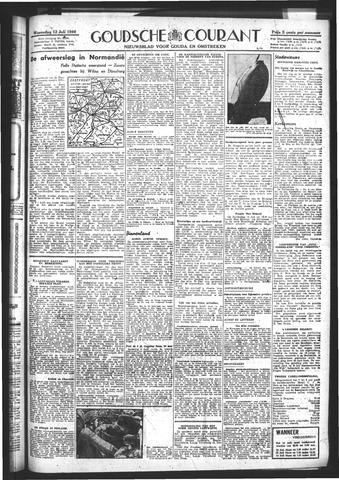 Goudsche Courant 1944-07-12