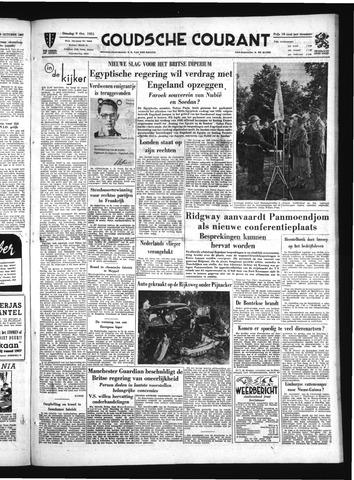 Goudsche Courant 1951-10-09