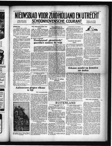 Schoonhovensche Courant 1951-08-19