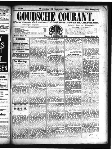 Goudsche Courant 1914-09-16