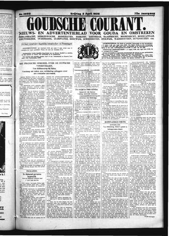 Goudsche Courant 1936-04-03