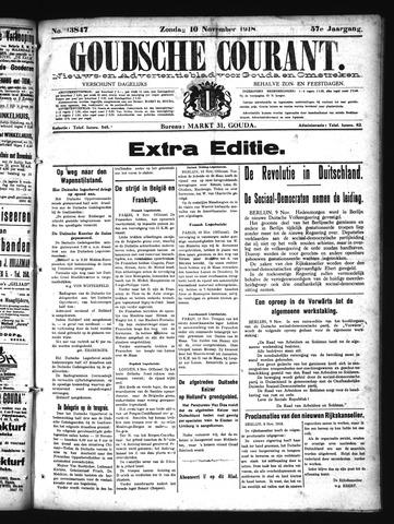Goudsche Courant 1918-11-10