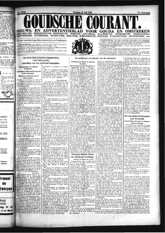 Goudsche Courant 1938-07-19