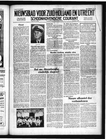 Schoonhovensche Courant 1951-02-23