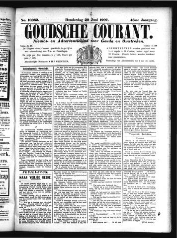 Goudsche Courant 1907-06-20