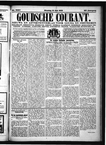 Goudsche Courant 1923-06-12
