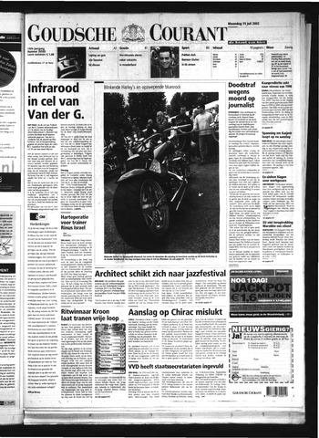 Goudsche Courant 2002-07-15