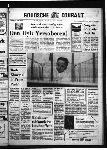 Goudsche Courant 1975-04-14