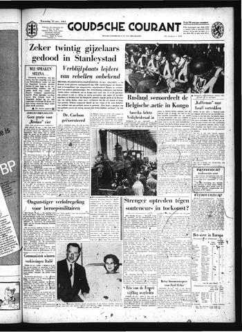 Goudsche Courant 1964-11-25