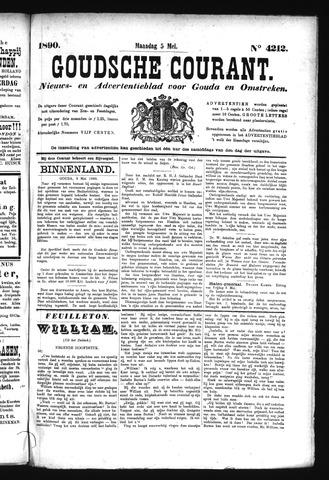 Goudsche Courant 1890-05-05