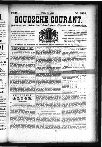 Goudsche Courant 1889-06-14