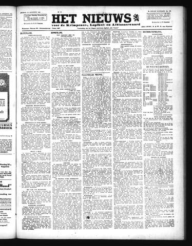 Schoonhovensche Courant 1946-08-16