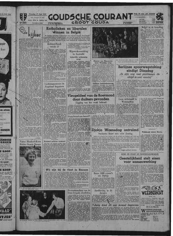 Goudsche Courant 1949-06-27