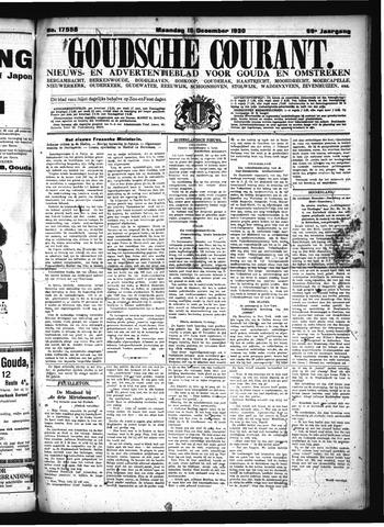 Goudsche Courant 1930-12-15