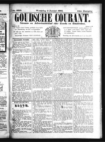 Goudsche Courant 1905-01-04