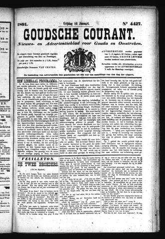 Goudsche Courant 1891-01-16