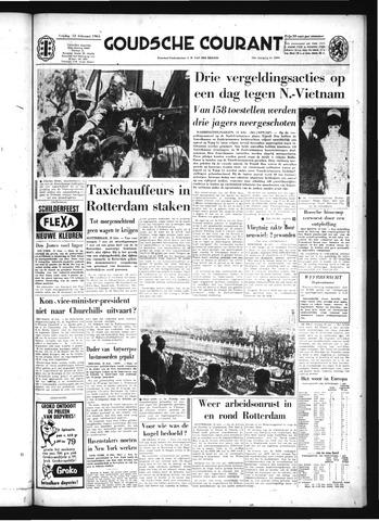 Goudsche Courant 1965-02-12