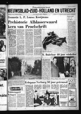 Schoonhovensche Courant 1974-03-29