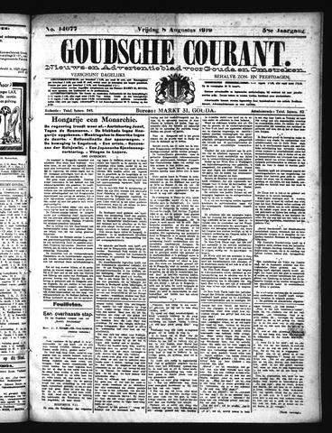 Goudsche Courant 1919-08-08