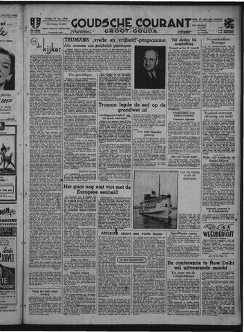Goudsche Courant 1949-01-21