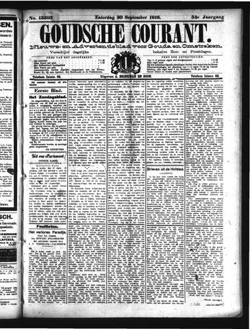 Goudsche Courant 1916-09-30