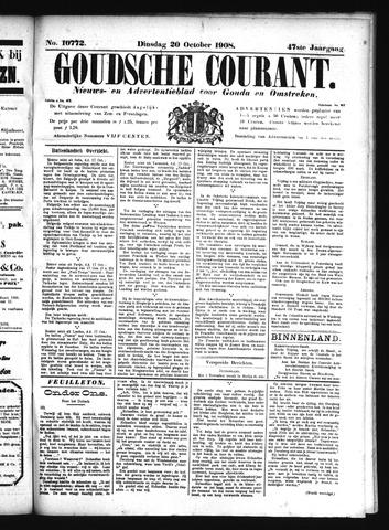 Goudsche Courant 1908-10-20
