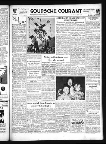 Goudsche Courant 1951-08-08