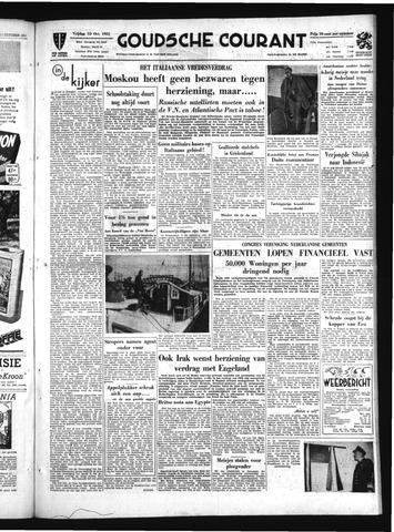 Goudsche Courant 1951-10-12