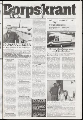 Dorpskrant 1986-10-29