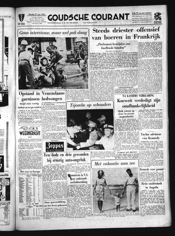 Goudsche Courant 1961-06-27