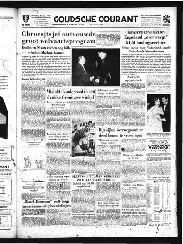 Goudsche Courant 1959-01-28