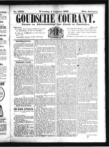 Goudsche Courant 1909-08-04
