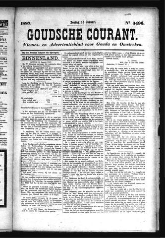 Goudsche Courant 1887-01-16