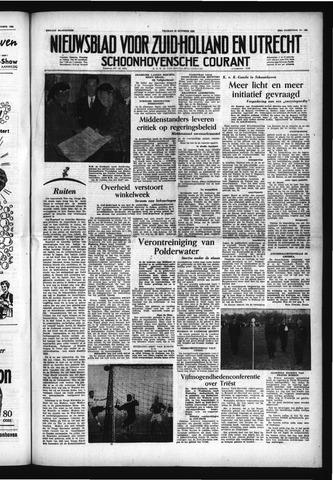 Schoonhovensche Courant 1953-10-23