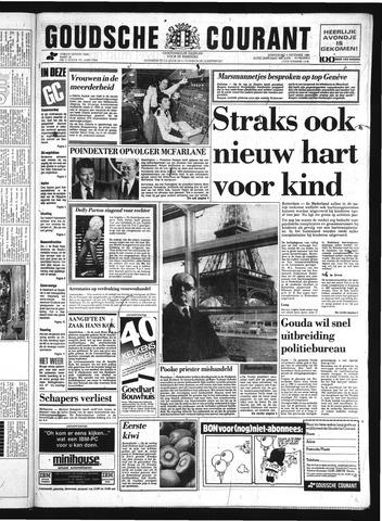 Goudsche Courant 1985-12-05